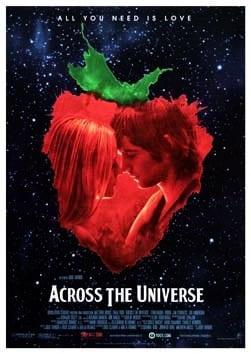locandina di Across the Universe