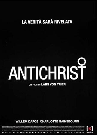 locandina di Antichrist