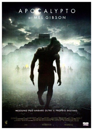locandina di Apocalypto