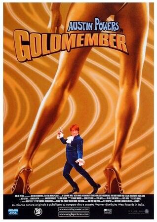 locandina di Austin Powers in Goldmember