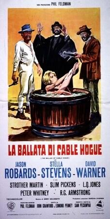 locandina di La ballata di Cable Hogue
