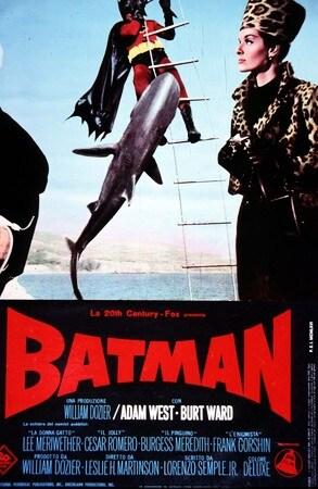 locandina di Batman