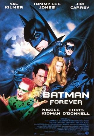 locandina di Batman Forever