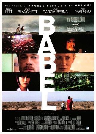 locandina di Babel