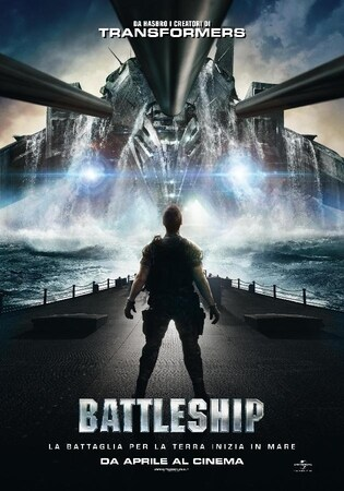 locandina di Battleship