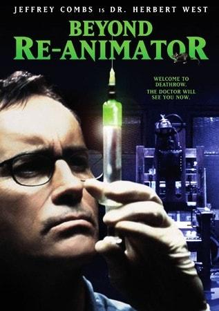 locandina di Beyond Re-Animator
