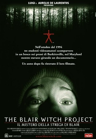 locandina di The Blair Witch Project