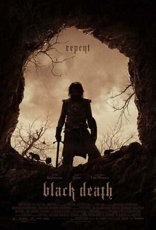 locandina di Black Death - Un viaggio all'inferno