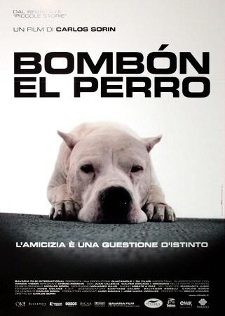 locandina di Bombón el perro