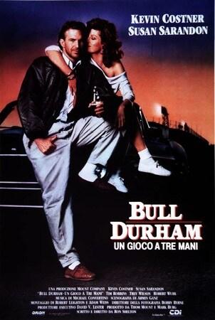 locandina di Bull Durham
