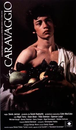 locandina di Caravaggio