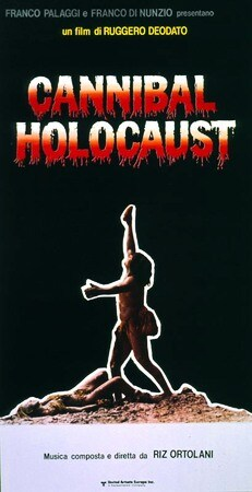 locandina di Cannibal Holocaust