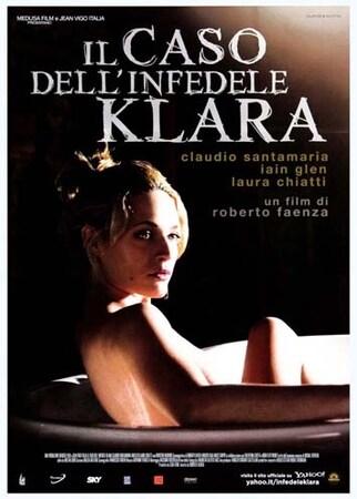 locandina di Il caso dell'infedele Klara