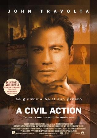 locandina di A Civil Action