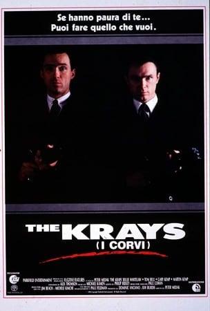 locandina di The Krays - I corvi