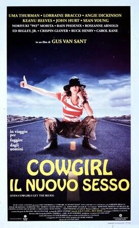 locandina di Cowgirl. Il nuovo sesso