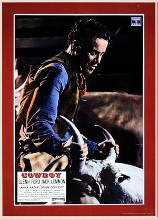 locandina di Cowboy