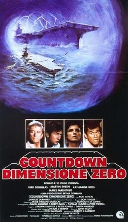 locandina di Countdown. Dimensione Zero