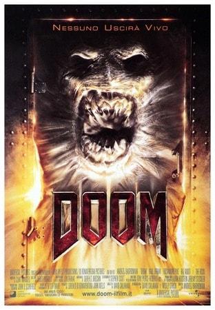 locandina di Doom
