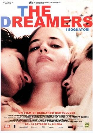 locandina di The Dreamers - I sognatori