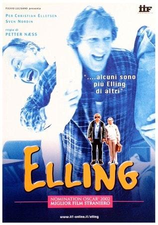 locandina di Elling