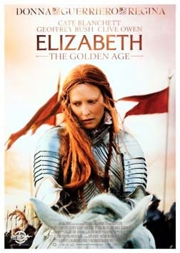locandina di Elizabeth. The Golden Age