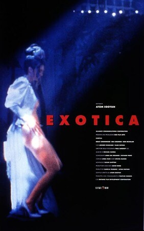 a review of the 1994 film exotica by atom egoyan Productrice strong tiff is a charitable cultural organization with a mission to a review of the 1994 film exotica by atom egoyan transform the way people see the world.