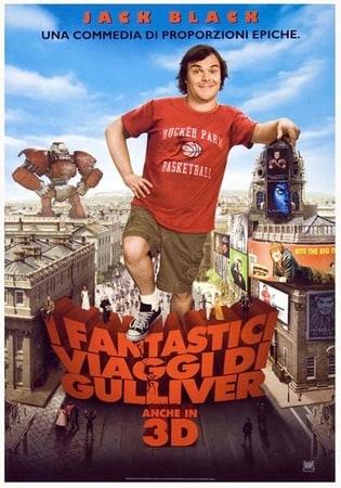 locandina di I fantastici viaggi di Gulliver