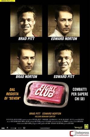 locandina di Fight Club