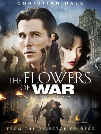 locandina di I fiori della guerra