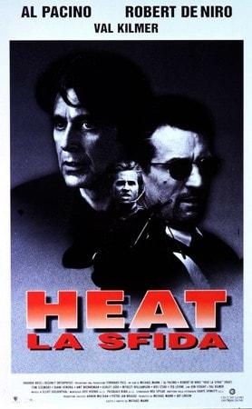 locandina di Heat La sfida