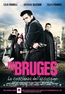 locandina di In Bruges - La coscienza dell'assassino