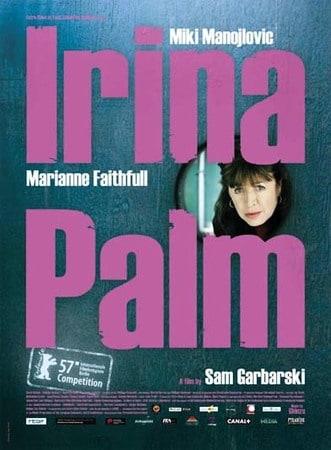 locandina di Irina Palm. Il talento di una donna inglese