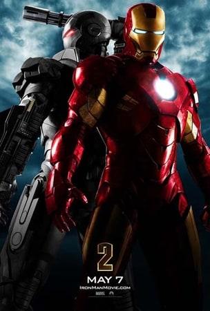 locandina di Iron Man 2