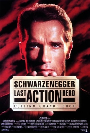 locandina di Last Action Hero - L'ultimo grande eroe