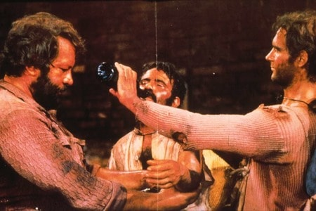Omaggio a Bud Spencer e Terence Hill
