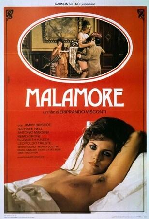 locandina di Malamore