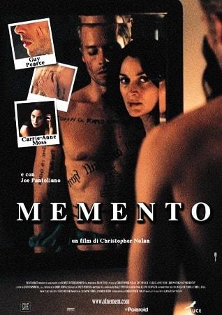 locandina di Memento