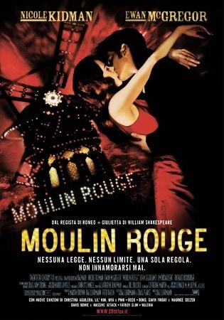 locandina di Moulin Rouge!
