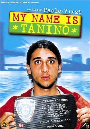 locandina di My Name Is Tanino