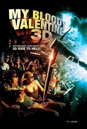 locandina di San Valentino di sangue in 3-D