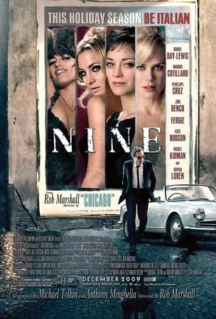 locandina di Nine