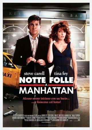 locandina di Notte folle a Manhattan
