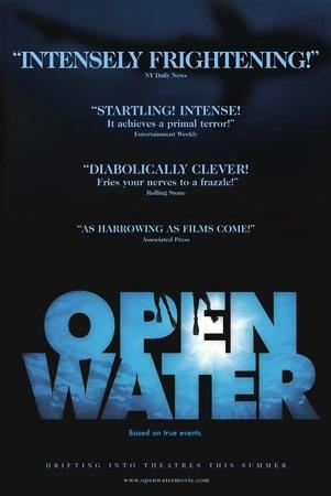 locandina di Open Water