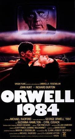 locandina di Orwell 1984