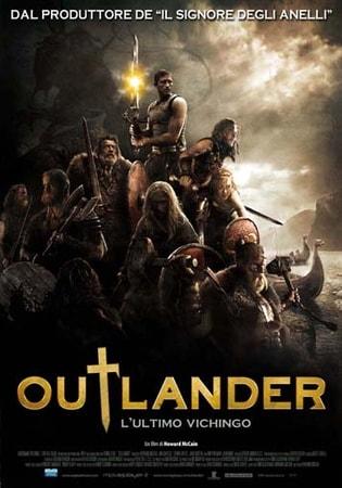 locandina di Outlander. L'ultimo vichingo