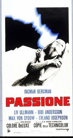 Risultati immagini per Passione bergman