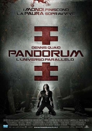 locandina di Pandorum. L'universo parallelo