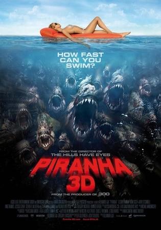 locandina di Piranha