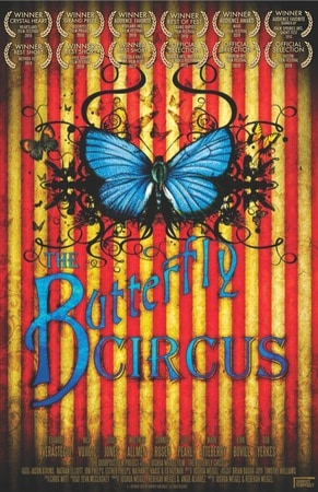 locandina di The Butterfly Circus